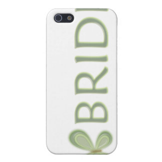 Green Butterfly iPhone 5 Case