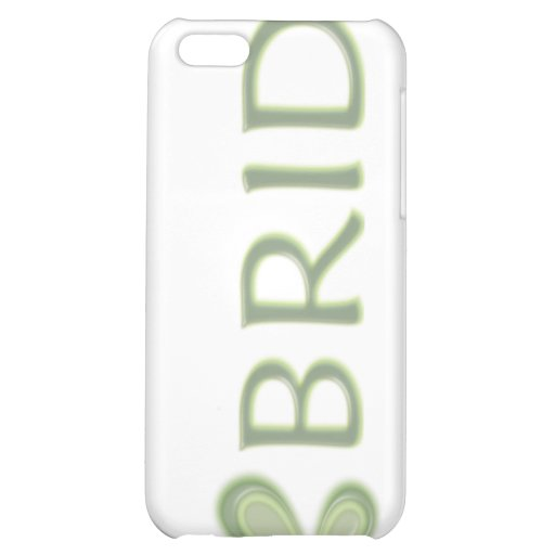 Green Butterfly iPhone 5C Cover