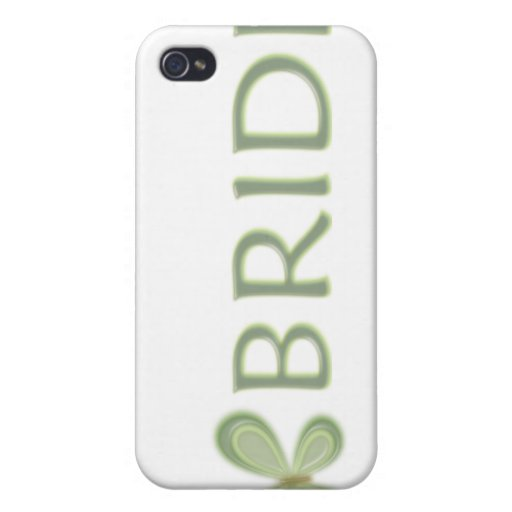 Green Butterfly Covers For iPhone 4