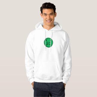 Green Button Bash Hoodie
