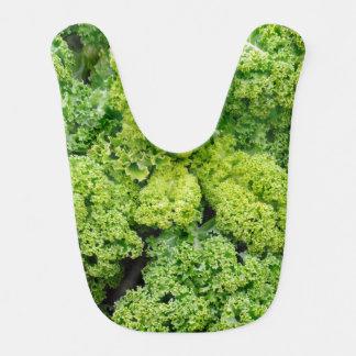 Green cabbage bibs