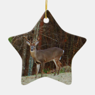 Green Camo,Camouflage Deer personalized Christmas Ornament