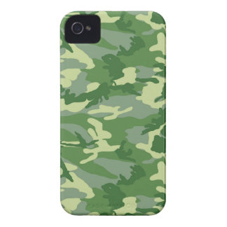 Green Camo iPhone 4 Covers