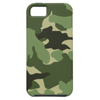 Green Camo Military Camouflage iPhone 5 Vibe Cases iPhone 5 Cases