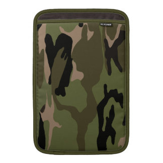 Green Camo Sleeve For MacBook Air