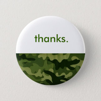 green_camo, thanks. 6 cm round badge