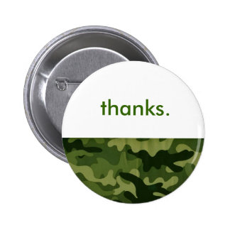 green_camo, thanks. 6 cm round badge