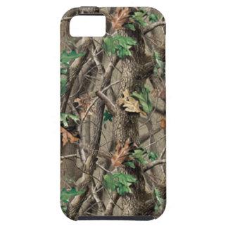 Green Camo Tough iPhone 5 Case