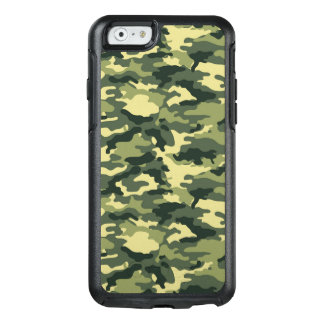 Green Camouflage Pattern OtterBox iPhone 6 Case