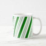 Green CandyCane Mugs
