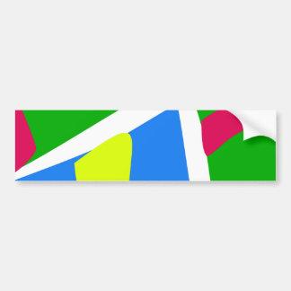 Green Caterpillar Bumper Stickers