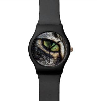 Green Cats Eye, Ladies Black Watch