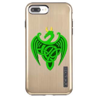 Green Celtic Dragon iPhone 7/8 Case
