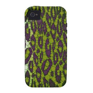 Green Cheetah iPhone 4 Case