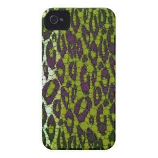 Green Cheetah iPhone 4 Case-Mate Case