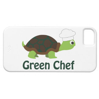Green Chef Case For iPhone 5/5S
