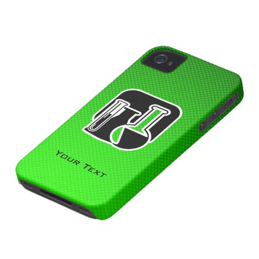 Green Chemistry iPhone 4 Case-Mate Case
