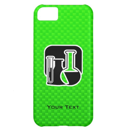 Green Chemistry iPhone 5C Cases