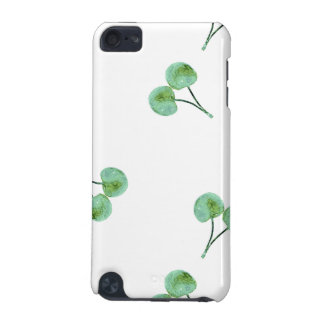 Green Cherry Pattern iPod Touch 5G Covers