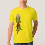 green chile peppers tees