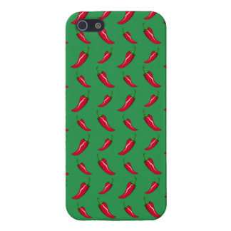green chili peppers pattern cases for iPhone 5