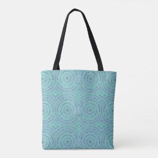 Green circle bag