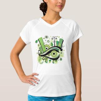 Green city design T-Shirt