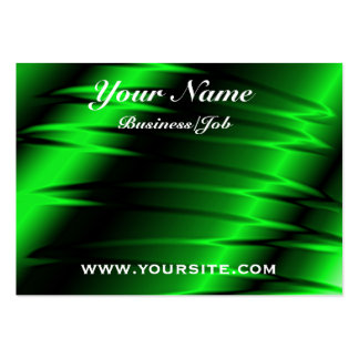 Green Claws Pack Of Chubby Business Cards