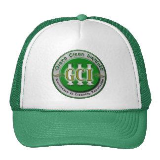 Green Clean Institute cap Trucker Hat