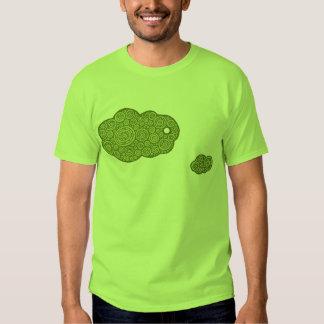 Green Clouds Shirt