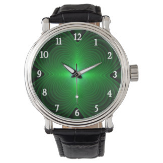 Green Clover Watch