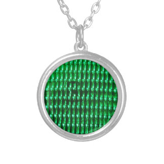Green Color Iamge Necklaces