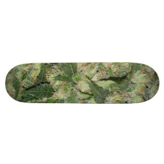 Green Crack Skateboard Decks
