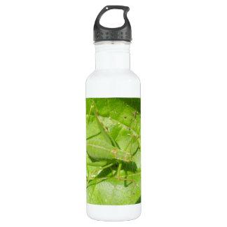 Green Cricket Camouflage 710 Ml Water Bottle