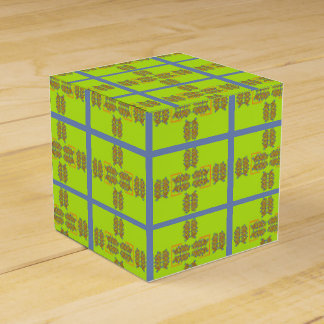 green cross gift box