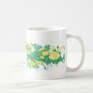 Green Crucification -  Save the Green Basic White Mug