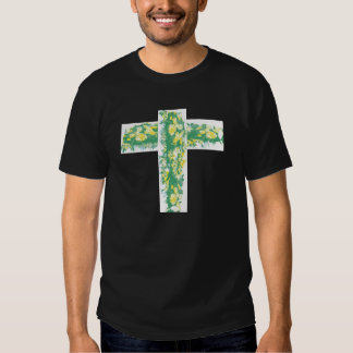 Green Crucification -  Save the Green T Shirts