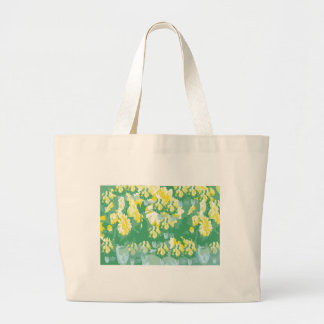Green Crucification -  Save the Green Jumbo Tote Bag
