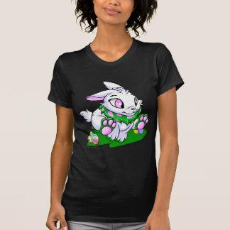 Green Cybunny racing through neggs T-Shirt