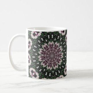 Green dazzle mug