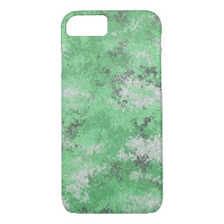 Green Digi Camo iPhone 8/7 Case