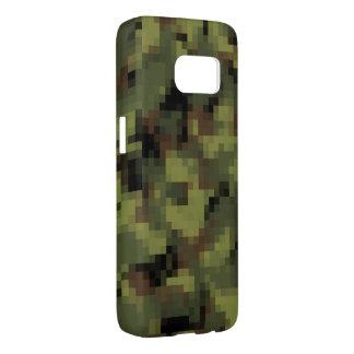 Green Digital Military Camo