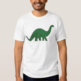 Green Dino distressed Shirts