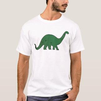 Green Dino distressed T-Shirt