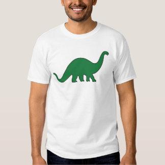 Green Dino Tee Shirts