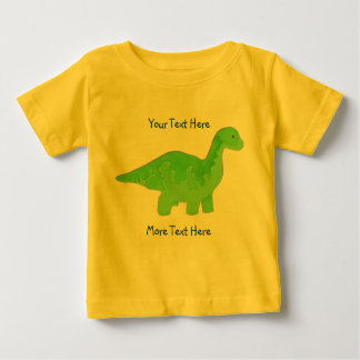 Green Dinosaur Shirt