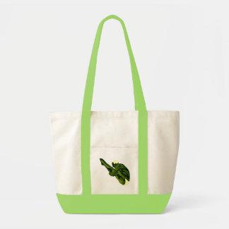 Green Diver Bag