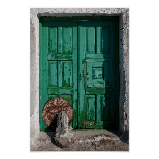 Green Door 2 Poster