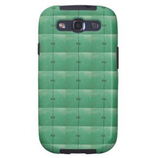 Green Door Image Galaxy S3 Case