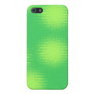 Green Dots I-pod Touch Case iPhone 5 Case